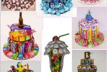bukiety ze słodyczy