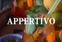 Appertivo / Drinks and food what else do you need at the end of the day