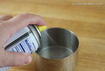 Kitchen Tricks / Tricks to help make working in the kitchen a little easier.