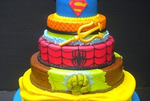 AWESOME CAKES!! / by Jennifer Szarejko