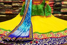 Designer Navratri Lehenga Choli Collection.