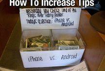 Surprisingly good ideas..