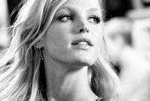 Erin Heatherton / Her beauty