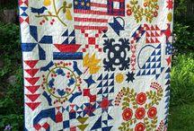 Quilts - Sampler