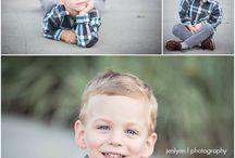 Ensaio menino 3 anos