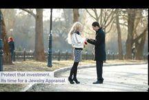 American International Gemologists Winter Wedding Proposal