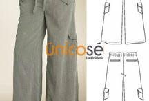 Celana dan pola
