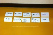Homeschool French Ideas