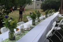 Table setting ideas / by Sheng Vangyi