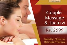 Enjoy Couple Message & Jacuzzi