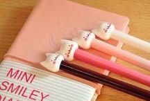 kawaii Pens / kawaii pens, Rilakkuma pens, Korean pens, cute pens