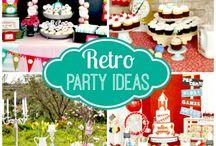 Retro Party / by Christina Mugleston