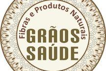 ** Produtos Naturais ** / Grãos Saúde - Produtos Naturais http://graossaudeprodutosnaturais.lojaintegrada.com.br/