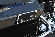 Harley Bag Latches / Explore the full line of Precision Billet's line of bag latches for Harley Davidson motorcycles.