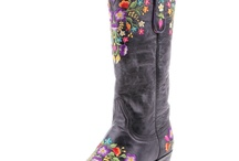 Cowgirl boots...LOVE!!!