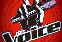 THE VOICE / by Twin Sisters = Marlene & Darlene