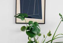 Planter og kunst