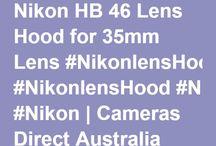 Nikon Lens Hood / http://www.camerasdirect.com.au/camera-accessories/camera-lens-hoods/nikon-lens-hood #NikonlensHood #Nikon #LensHoodForNikonLens