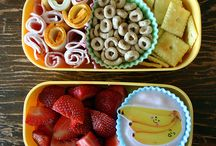 Pack'n kiddo's lunches... / by Melanie Treat-Pierce