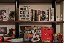 Bookcase... Home... Love