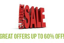 Eco Clearance Sale! Up to 60% Off! - Summer 2015 / Clearance Sale on selected eco gifts at Arte Ideas! arteideas.co.uk/24-24special-offers