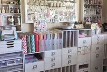Craft Room, Home Office