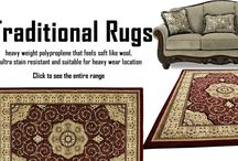 Traditional Rugs in Classic Designs
