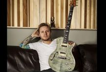 Zach Myers Semi Hollow Signature Model PRS Guitar