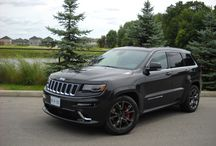 Jeep Grand Cherokee SRT WK2