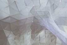paper ceiling installation lighting