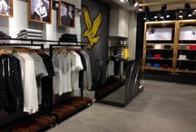 Lyle and Scott - Commercial Polished Concrete