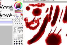 Paint Tool Sai - brushes