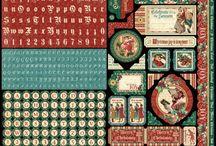 Graphic 45 A Christmas Carol