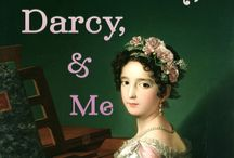 Elizabeth, Darcy, and Me / Books, Jane Austen Fan Fiction, fashions, and anything related to the Regency era. Find out about the book Elizabeth, Darcy, and Me, here!  http://amzn.to/28WSjD5