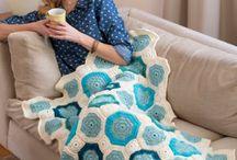 Crochet AfGhANs.... / by Madhumati
