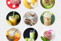 Beverage Recipes - Smoothies / by Kerry DeMartini