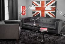 Male Living Space / Inspiration and products for the ultimate bachelor pad
