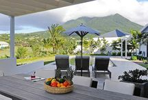 Villas and Suites / Discover the beauty, wonder, and enchantment of this little-known Caribbean island. Settle in for an extended Caribbean vacation in one of our luxurious duplex-style villas or suites with wraparound verandas and lush gardens with views or the Caribbean Sea or Nevis Peak.  http://www.fourseasons.com/nevis/accommodations/?c=t&_s_icmp=mmenu / by Four Seasons Resort Nevis