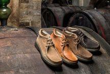 Leopoldo Shoes Winter 12/13 / Scarpe 100% Made in Italy. Book fotografico nella cantina Lucangeli di Macerata