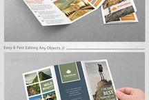planed trilfold brochure