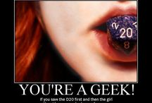 Geeky Stuff
