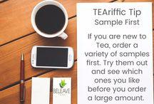 TEAriffic Tips / 0