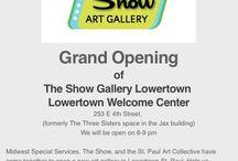 Events - Lowertown Saint Paul