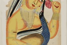 Art of Kalighat
