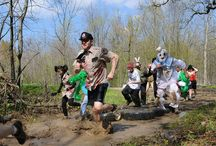 Mud Run Costume Ideas / All of these costumes are field-tested and mud runner approved.