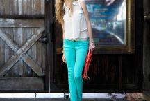Fashion ✄ Pants (Teal)