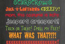 Halloween Font