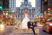 Union League Weddings / Beautiful weddings that we have capture at the Union League of Philadelphia