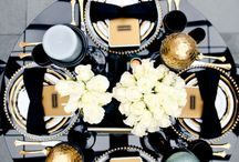 .: Black & White Weddings :.