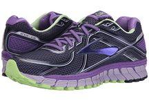 my running shoe